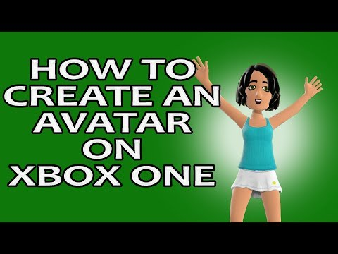 How To Create An Xbox One Avatar Updated