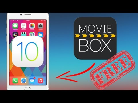 NEW : How to get MovieBox on iOS 10.3 for FREE (NO JAILBREAK) - ANY iOS 10 - 10.X [iPhone/iPod/iPad]