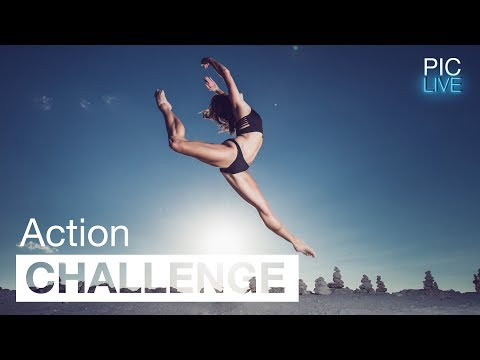 PIC LIVE - Challenge #4 - Action