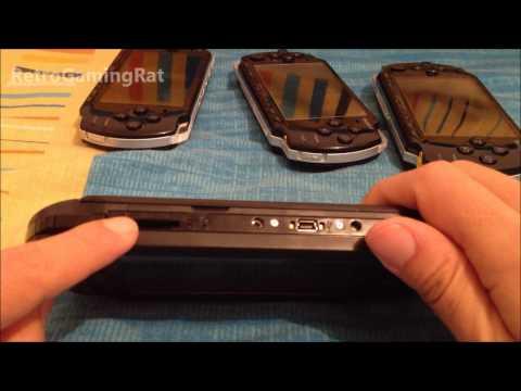 Sony PSP E1000 Quick Review