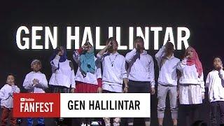 Gen Halilintar @ YouTube FanFest Indonesia 2017