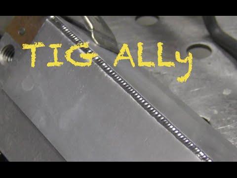 Tig Welding Thin Aluminum