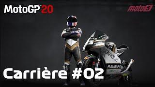 MOTO GP 20 - MODE CARRIERE - AUSTIN - #02