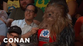 Therapy Wookiees Aren