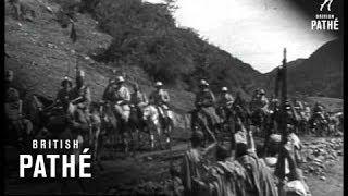 Abyssinia - Italian Troops (1936)