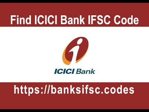 ICICI Bank IFSC Code