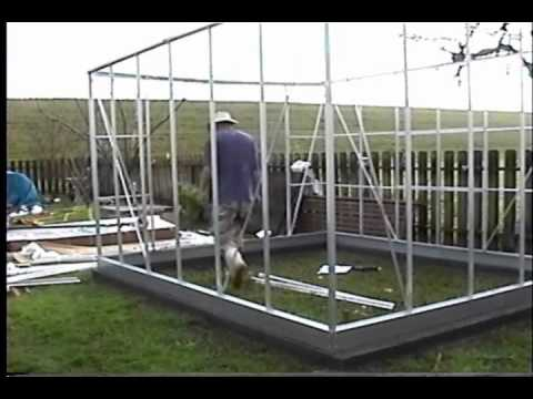 Building a Greenhouse part 4 of 6