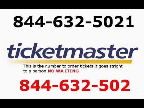 TICKETMASTER Phone Number (NO WAITING) order costumer service