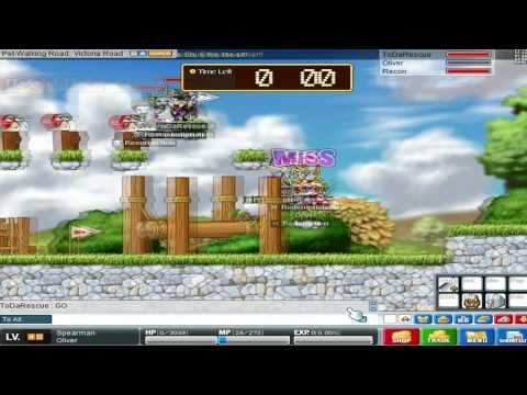 Maple Story Private Server v62 (kimchiStory)
