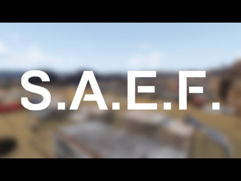 Shanty Town Construction Time lapse - SAEF