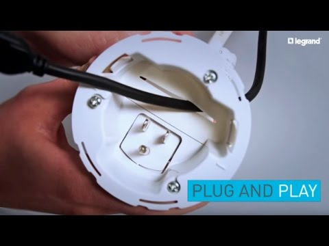 Wiremold: How to Install the Flat Screen TV Cord & Cable Power Kit