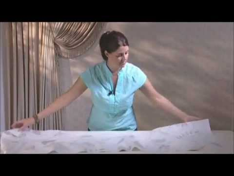 How to make an Essex Board Pelmet (Curtain Academy)