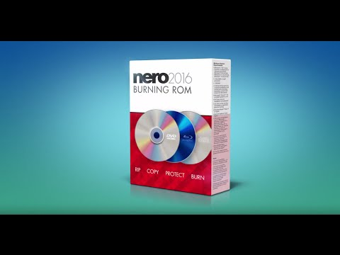 Nero Burning ROM 2016 - Product Video