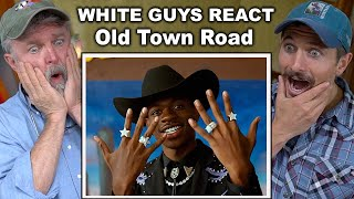 White Guys React  Lil Nas X  Old Town Road Official Movie Ft Billy Ray Cyrus