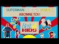 COMPILATION   LES DESSINS ANIMES SUPERMAN 1941 EN ENTIER FR HD