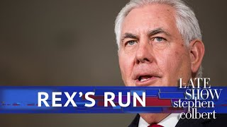 Rex In Review: Colbert