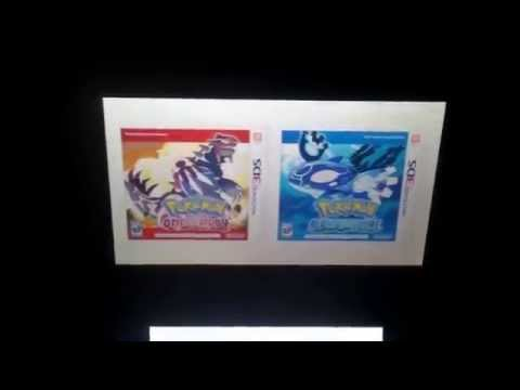 Pokemon Omega Ruby And Alpha Sapphire 3DS Game Code Giveaway