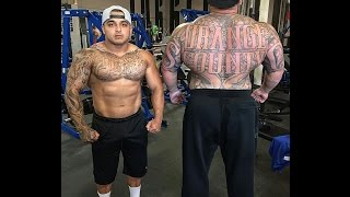BIG BOY AND PITBULL | MAX BENCH PRESS