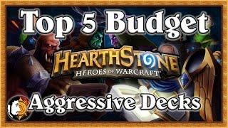Hearthstone - Budget Un'Goro Beast Druid Deck Guide