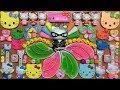Hello Kitty Slime Mixing Random Things Into Slime Satisfying Slime Videos 151