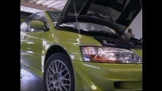 2 Fast 2 Furious: The Ride - Mitsubishi Evo VII