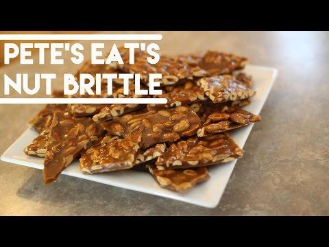 Peanut Brittle - Easy and Yummy