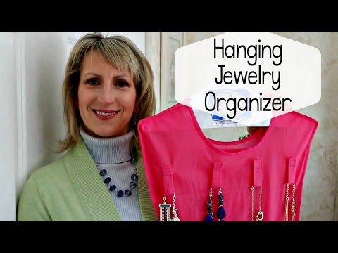HANGING JEWELRY ORGANIZER REVIEW