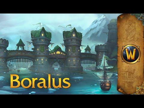 World of Warcraft - Music & Ambience - Boralus - PakVim net