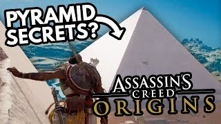 How Were The Pyramids REALLY Built? Assassin's Creed Origins