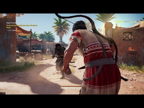 Let's Play Assassin's Creed Origins | Gameplay Review Part 2| PS4 Pro Livestream