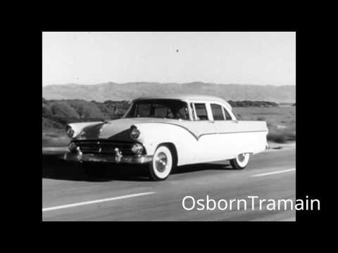 1955 Ford Commercial - Big Summer Bandwagon Sale-A-Bration