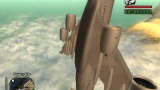 """Чтобы самолет летел задом наперед, войди на треть в мертвую петлю, и, когда А380 начнет медленно падать вниз, зажми """"S"""", и следом """"стрелку вниз"""". С последим не перебарщивай) Трек №1: Piston - Speed 5:26  Трек №2: Torrent feat. Kraddy - Android Porn (Official Mix) 3:15 Снимал программой Fraps, резал в Movie Maker  PS: Жесть в конце) По всем вопросам сюда: http://vkontakte.ru/id140169507 скайп: melaghorne"""