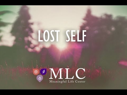 Meaningful Mondays - Lost Self