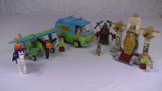 Download Lego Scooby Doo 3 in 1 Review and Comparison Video