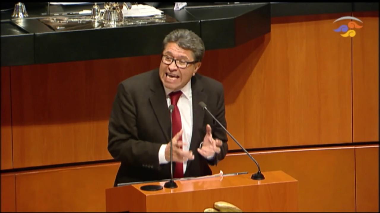 Sen. Monreal (Morena): No negar a nuevo Presidente posibilidad de ejercer gobierno con plenitud