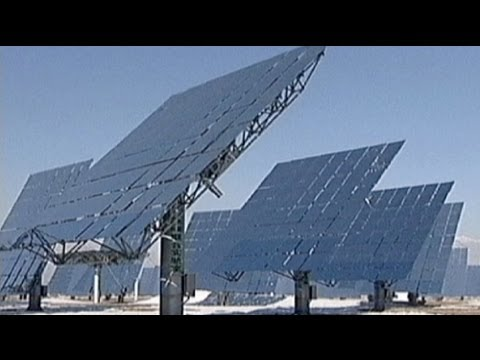 Solar thermal power arrives in China