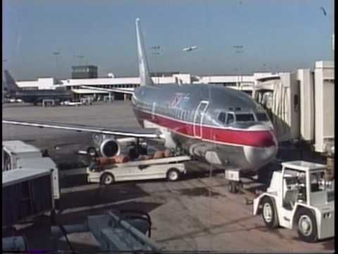 USAir Boeing 737-200 flight from Charlotte to Raleigh (1989)