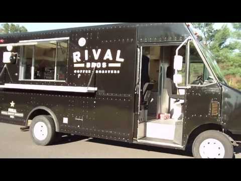 How to build a food truck better. Rival Bros Coffee Truck.