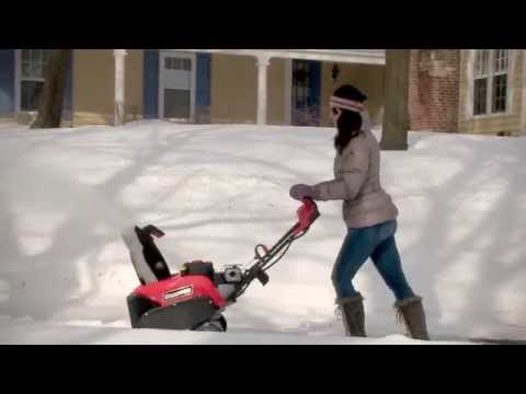 SnowShredder™ Serrated Auger on Snapper Snow Blowers