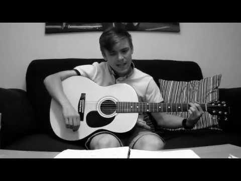 My handwritten song