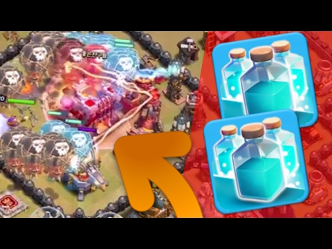 Clash Of Clans | DOUBLE CLONE 3 STAR ATTACK STRATEGY = INSANE!!!