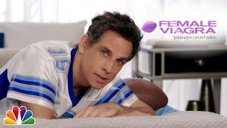 Ben Stiller S Female Viagra Ad
