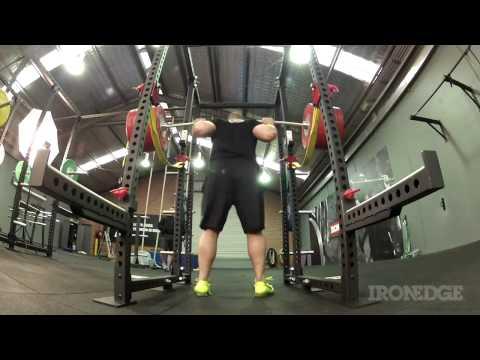 The Epic Drop: Testing the Iron Edge Iron Cage