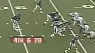 Longest 4th Down Conversions in NFL/NCAA History Part 2