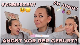 REAKTION von ELTERN, mein BAUCH im 4.MONAT? & NAME von unserem BABY?! - 1st PREGNANCY TALK