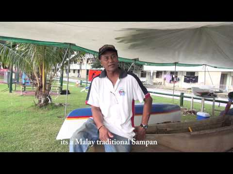 Traditional Sampan Project on Christmas Island