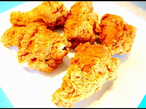 Make Cold Fried Chicken Crispy and Yummy Again - DELICIOUS!