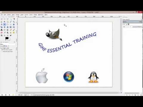 Best GIMP Training #2 - Getting Familiar with the Interface