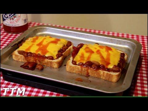 Chili Melt Sandwiches
