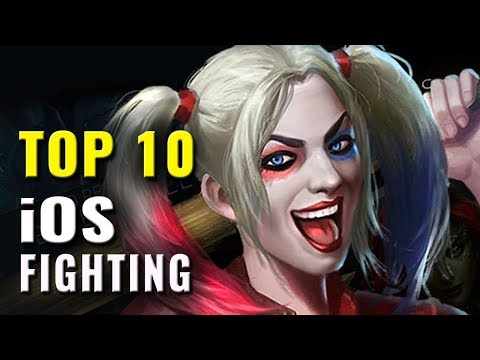 Top 10 iOS Fighting Games of All Time